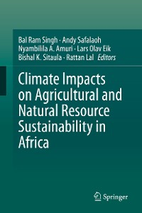 Cover Climate Impacts on Agricultural and Natural Resource Sustainability in Africa