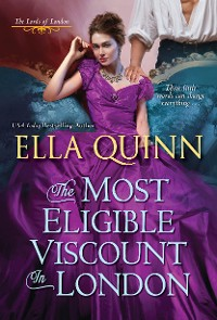 Cover The Most Eligible Viscount in London