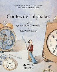 Cover Contes de l'alphabet III (Q-Z)