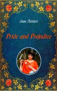 Cover Pride and Prejudice - Illustrated