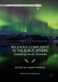Cover Religious Complexity in the Public Sphere