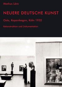 Cover Neuere Deutsche Kunst