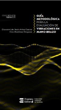 Cover Guía metodológica para la evaluación de vibraciones en mano-brazo