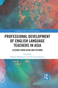 Cover Professional Development of English Language Teachers in Asia