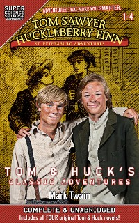 Cover Tom Sawyer & Huckleberry Finn