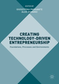Cover Creating Technology-Driven Entrepreneurship