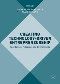 Cover Creating Technology-Driven Entrepreneurship