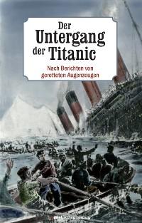 Cover Der Untergang der Titanic