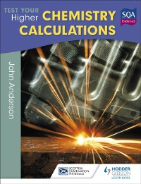 Cover Test Your Higher Chemistry Calculations 3rd Edition