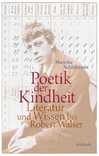 Cover Poetik der Kindheit