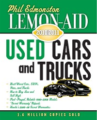 Cover Lemon-Aid Used Cars and Trucks 2010-2011