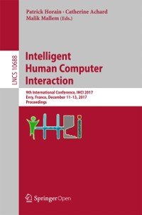 Cover Intelligent Human Computer Interaction