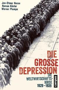 Cover Die Große Depression