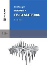 Cover Primo corso di fisica statistica
