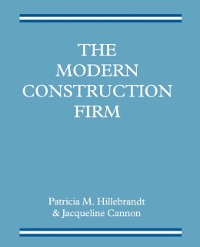 Cover Modern Construction Firm