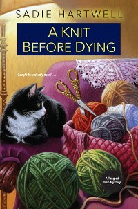 Cover A Knit before Dying