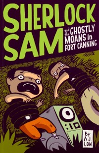 Cover Sherlock Sam and the Ghostly Moans in Fort Canning