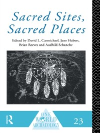 Cover Sacred Sites, Sacred Places