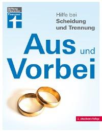 Cover Aus und Vorbei