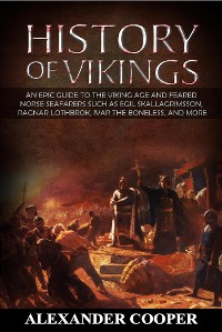 Cover History of Vikings