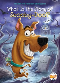 Cover What Is the Story of Scooby-Doo?