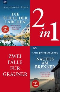 Cover Zwei Fälle für Commissario Grauner (2in1-Bundle)