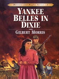 Cover Yankee Belles in Dixie
