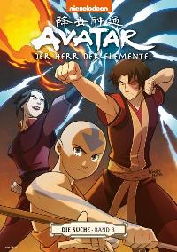 Cover Avatar - Der Herr der Elemente 7: Die Suche 3