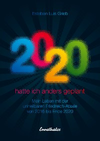 Cover 2020 hatte ich anders geplant