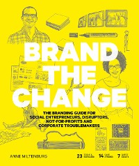 Cover Brand the Change