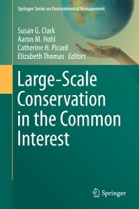 Cover Large-Scale Conservation in the Common Interest