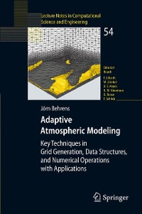 Cover Adaptive Atmospheric Modeling