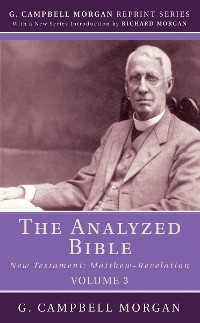 Cover The Analyzed Bible, Volume 3