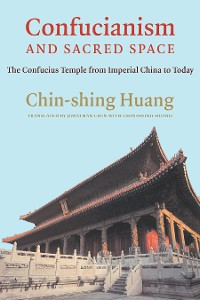 Cover Confucianism and Sacred Space
