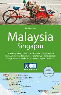 Cover DuMont Reise-Handbuch Reiseführer Malaysia mit Singapur
