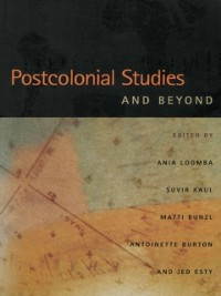 Cover Postcolonial Studies and Beyond