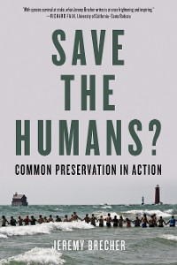 Cover Save the Humans?