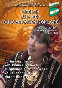 """Cover """"PERLEN AUS DER BULGARISCHEN FOLKLORE"""""""