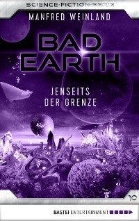 Cover Bad Earth 10 - Science-Fiction-Serie