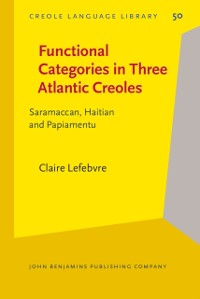 Cover Functional Categories in Three Atlantic Creoles