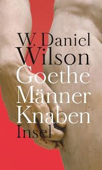 Cover Goethe Männer Knaben