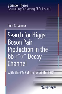Cover Search for Higgs Boson Pair Production in the bb̅ τ+ τ- Decay Channel