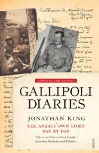 Cover Gallipoli Diaries