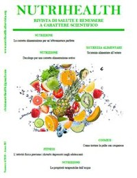 Cover NutriHealth - Agosto 2018
