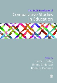 Cover The SAGE Handbook of Comparative Studies in Education