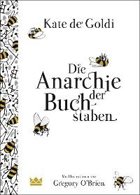 Cover Die Anarchie der Buchstaben