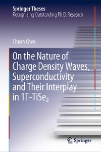 Cover On the Nature of Charge Density Waves, Superconductivity and Their Interplay in 1T-TiSe₂
