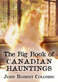 Cover Big Book of Canadian Hauntings