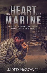 Cover The Heart of a Marine