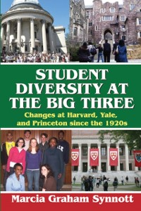Cover Student Diversity at the Big Three